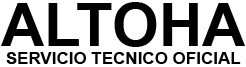 Altoha | Servicio tecnico oficial